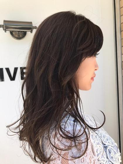 ロング 夏のダメージケアを解消! 超音波ケアプロで枝毛、切れ毛を補修☺️  ダメージが気になる方はサラ艶髪に❤️