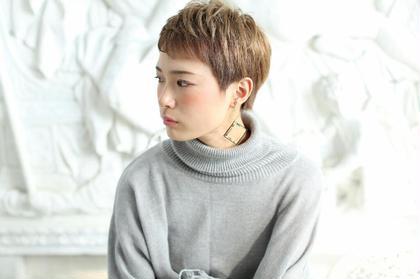 EARTH コアフュールボーテ 藤枝店所属・増田麗のスタイル