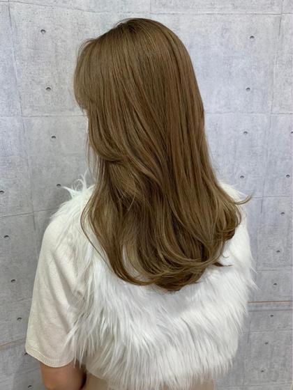 髪質改善!サブリミックトリートメント&カラー💫