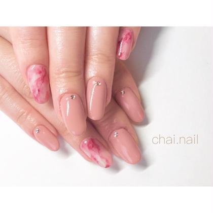 chai.nail所属のAokiSayaのネイルデザイン