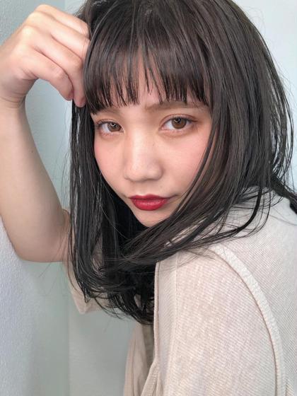 【極潤】カット+カラー+【140%復元tokio特許取得Tr】