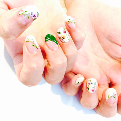その他 ネイル 【定額トレンドネイル❣️ハンド】 #nail #nailart #nailsalon #naildesign #rynail #gel #harajuku #ジェル #ネイル #原宿 #美容室ネイル #ヘアとネイル #美容室BALD #同時施術