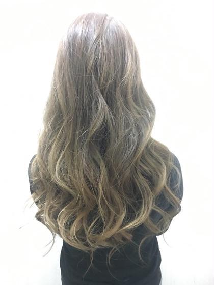 スロウカラー+艶髪plus