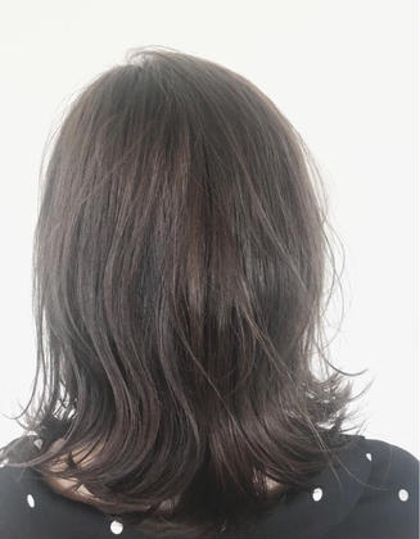 🌼ご新規様限定🌼《透明感.色持ち◎》ファイバーリッチカラー☆(シャンプーブロー込み)