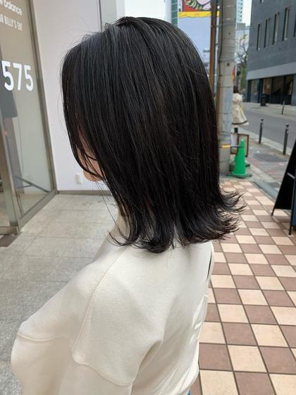 ❣️【5月・6月限定】全体カット➕補修トリートメント