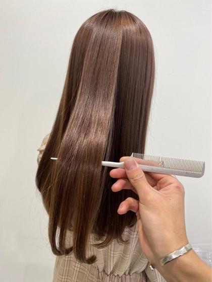 【期間限定】カット+髪質改善トリートメント🍑✨
