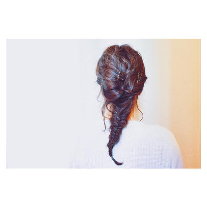 hairarrange… heaves所属・鈴木悠介のスタイル