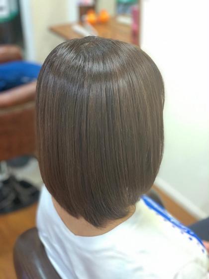 🔴髪質改善ケアコース🔴カット+髪質改善プレミアムトリートメント