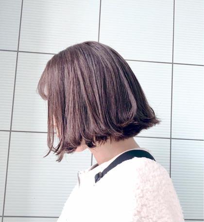 【初回限定】似合わせデザインカット+ケアトリートメント(シャンプー、仕上げ込み)