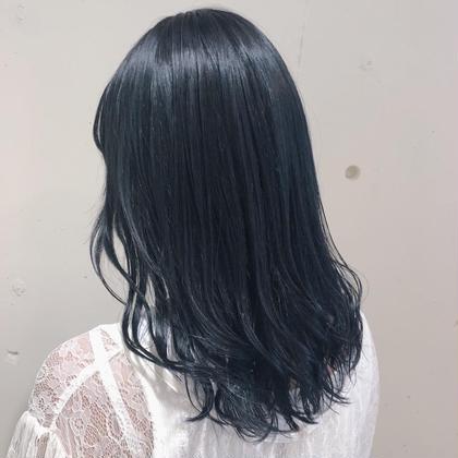 【☆当日平日1日4名限定☆】 💛透明感フルカラー+サラ髪オラプレックストリートメント💛_¥8500