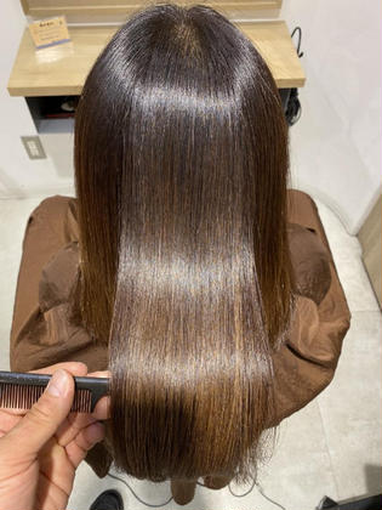 【最高の髪質を手に入れたい方は絶対コレ❗】🕊髪質改善トリートメント🕊