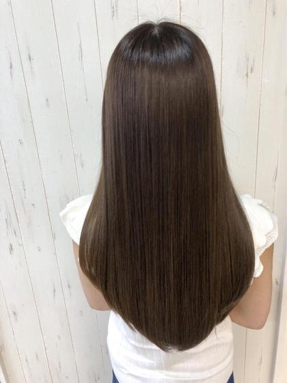 ✨💖髪質改善シルクカラー➕カット💖✨