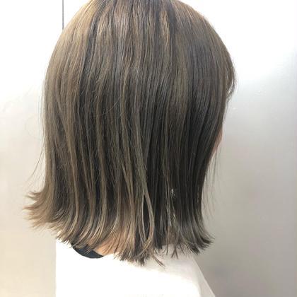 【新規】ダブルカラー×カット☆