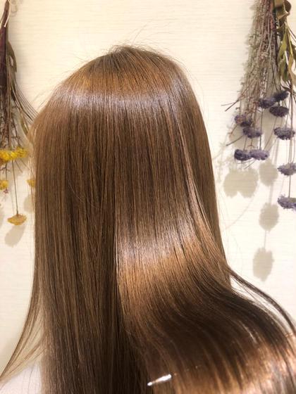 カット+髪質改善💆🏻♀️
