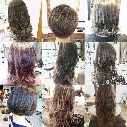 期間限定!!美髪!ブリーチ+カット+イルミナorアディクシー+TOKIOトリートメント
