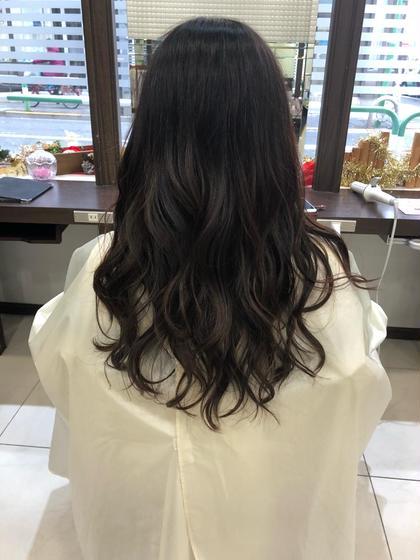 ✨人気No.1 ワンカラー✨➕髪質改善♻️トリートメント☘️