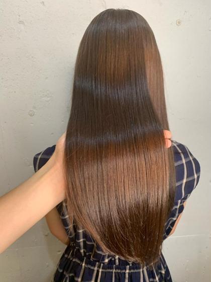 💕ノーベル賞TRでダメージ補修💕デザインカット&毛髪補修140%TOKIOトリートメント💕