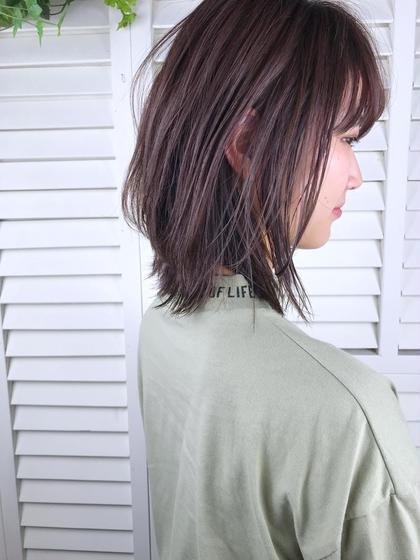 その他 カラー ショート パーマ ヘアアレンジ Real salon work💈 【 bob / hilight / pink ash 】 . ピンクとアッシュのブレンドで 程よいピンク感がイイ感じ🎆 . 極細に入れた#スレンダーハイライト が髪の透明感と繊細な透明感を引き出します✱ ✱ ✱ . レイヤー入れて✂️ ボブも簡単stylingで🍃 . . #NAKAIstyle #レイヤーボブ#ハイライト#ピンクアッシュ