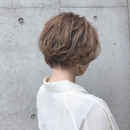 💐12月限定💐カット&高濃度カラー&ケアトリートメント 【イルミナカラー】