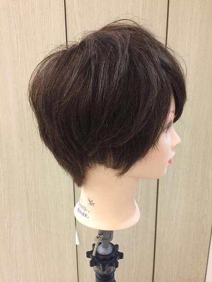 ショートボブ visage   act所属・八田絵美子のフォト