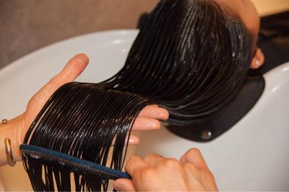 髪質に合わせて4種類の薬剤を組み合わせるトリートメント トリートメントのみはお気に入り登録500円オフ対象になりません。