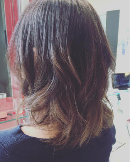 HAIR&MAKE EARTH   新瑞橋店所属・荒家ミカのスタイル