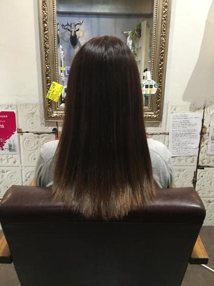 insyo  hair lounge  中山駅本店所属・山田俊佑のスタイル