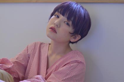 CERISIER7所属・OkadaMinamiのスタイル