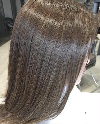 ⭐️梅雨時期必見️☔️ツヤサラ髪質改善+コラーゲンパック