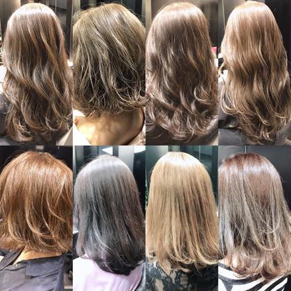 ✨人気No.1✨パーソナルカラー16診断♡パーソナルカット+イルミナカラー+《ホームケア付きTr》似合う髪色をご提案◎