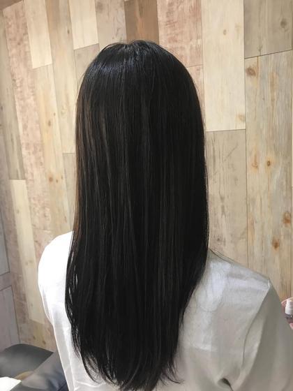 ブルーブラック colorresortAi葛西店所属・メンズ特化美容師上原 稔博のスタイル