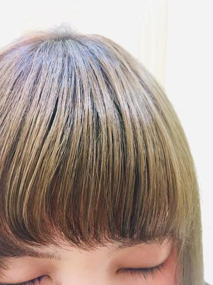 [前髪トリートメント矯正]好評につき5.6.7月も延長!ナチュラルなストレートに☆*前髪美髪矯正+トリートメント*