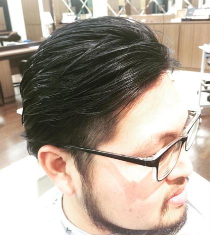 DUAL CARE TRUE所属・遠藤元気のスタイル