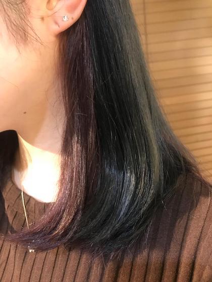 カット & 毛髪改善TOKIOトリートメント