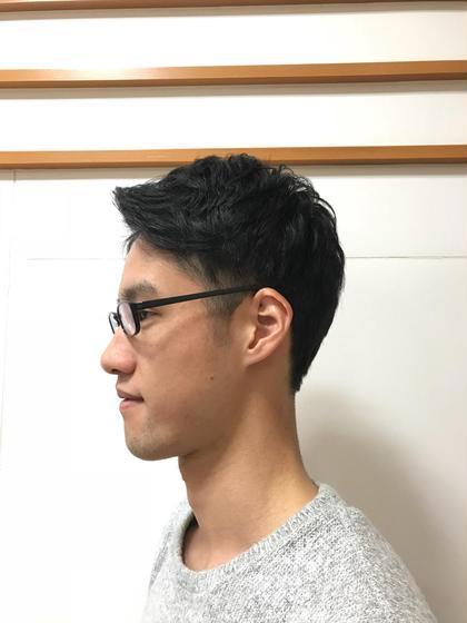 3/223/23限定❤️メンズカット+シャンプー特別価格!