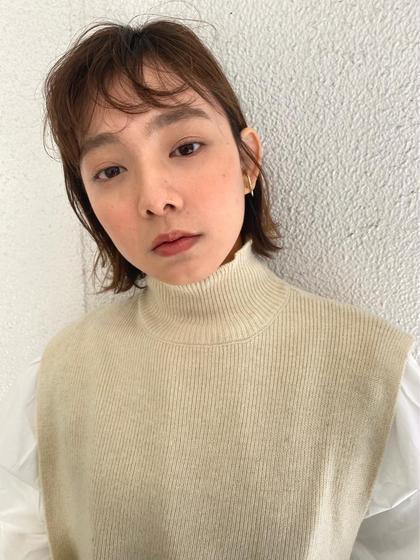 前髪カット✂️《¥1000》