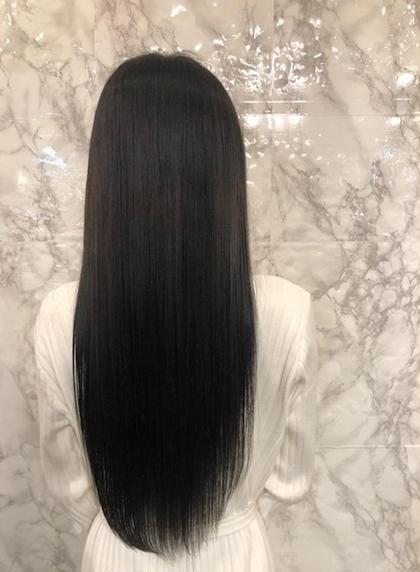 ✨話題の【髪質改善】酸熱トリートメント+カット