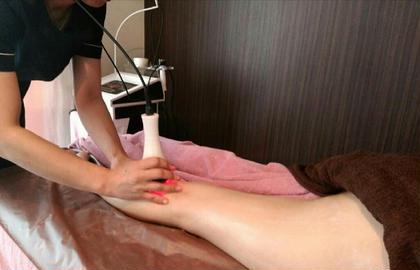 〈ご新規様〉太い足をスッキリ❮医療レベル痩身ジェル塗布❯