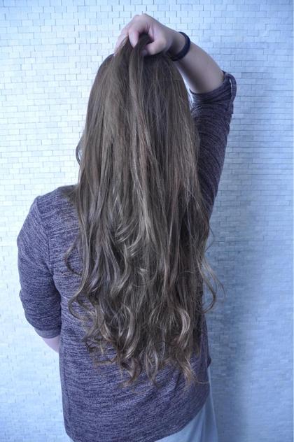 brisa  Hair所属・檀上健人のスタイル