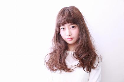 【新規】一層ツヤめくフルカラー/カット