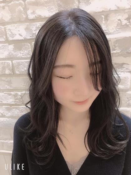 TOKIOトリートメント+前髪カットorヘアアレンジ【伸ばして方にオススメ】
