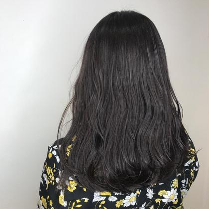 🌷【うる艶髪に】カット&イルミナカラー🌷