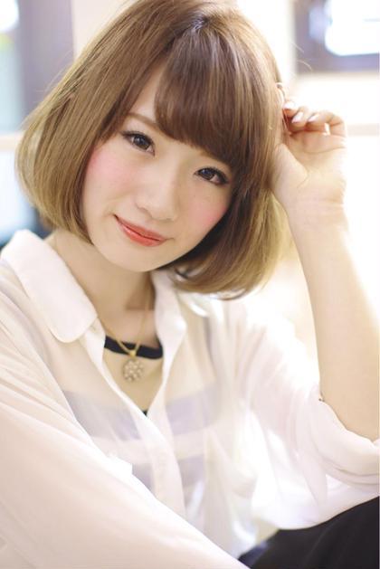 人気No.1ボフスタイル スタイリングのしやすさ コテ巻きの簡単さから人気のスタイル☆ hair  salon lico所属・野田和也のスタイル