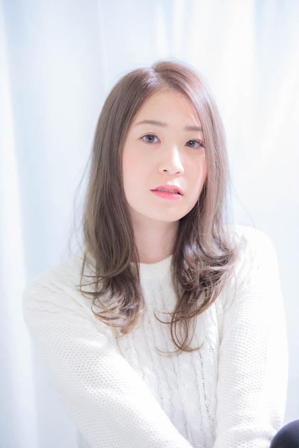 グレージュカラー Neolive sango所属・飯塚康希のスタイル