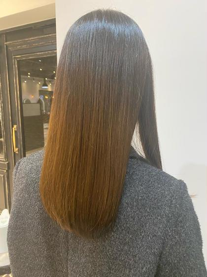 ‼️話題沸騰‼️髪質改善💠サイエンスアクア aujua集中ケア付き!!