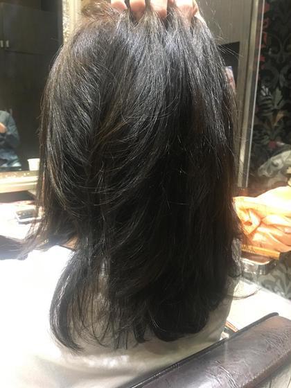 カーキーマット♪ miq hair&beauty所属・裏本ひかるのスタイル