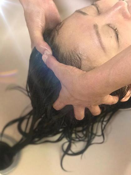 バリ風クリームバススパ&ナノスチームトリートメント   紫外線による頭皮の疲れをほぐし、キューティクルを取り戻します‼️