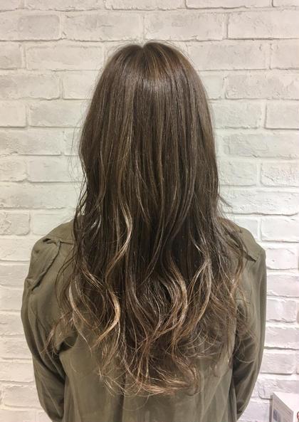 🌈Summerクーポン🌈外国人風ハイライト&うる艶カラー&トリートメント✨前髪カット無料✨