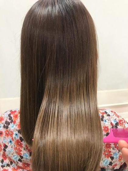 ✨髪質改善縮毛矯正✨
