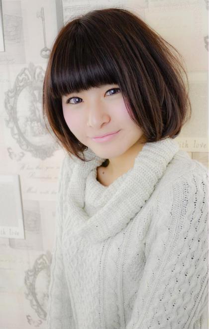 hair-desing Campus所属・望月健太のスタイル